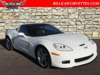 Pre-Owned 2013 Chevrolet Corvette RWD Grand Sport 2dr Coupe w/3LT