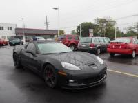 Pre-Owned 2012 Chevrolet Corvette RWD Grand Sport 2dr Convertible w/3LT