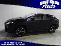 2016 LEXUS RX 450h SUV in Duncansville | Serving Altoona, Ebensburg, Huntingdon, and Hollidaysburg PA