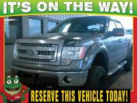 2014 Ford F-150 XLT - CUSTOM LIFT - TOW PACKAGE - BACK UP CAMERA Truck SuperCrew Cab