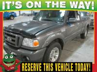 2011 Ford Ranger Sport - 5 SPEED - TOW PACKAGE - BEDLINER Truck Super Cab
