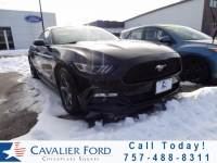 2015 Ford Mustang Ecoboost Coupe EcoBoost I4 GTDi DOHC Turbocharged VCT