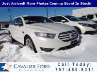 2013 Ford Taurus Limited Sedan 6-Cylinder SMPI DOHC