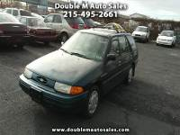1995 Ford Escort Wagon LX
