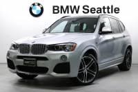 Used 2017 BMW X3 xDrive35i in Seattle