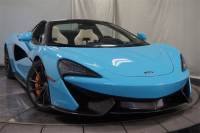 Pre-Owned 2018 McLaren 570S Base RWD 2D Convertible