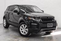 New 2018 Land Rover Range Rover Evoque SE Premium Four Wheel Drive SUV
