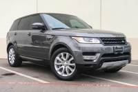 Certified Pre-Owned 2014 Land Rover Range Rover Sport Supercharged Four Wheel Drive SUV