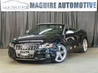 Pre-Owned 2010 Audi S5 Prestige Convertible in Glenolden, PA Near Philadelphia, PA