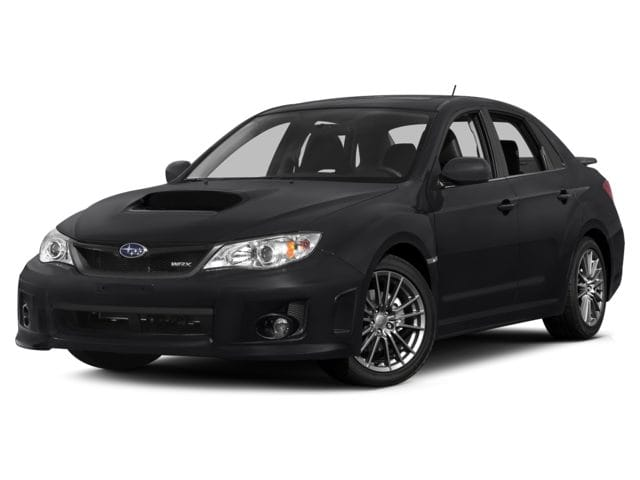 Photo 2014 Subaru Impreza WRX Sedan For Sale - Seattle  Kirkland WA