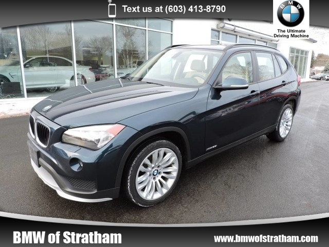 Photo 2015 BMW X1 xDrive28i COLD WEATHER LOW MILES SUV All-wheel Drive