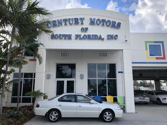 Photo 2003 Acura TL CarFax 1 Owner Heated Leather Sunroof 3.2 TL NAV 1 OWNER FLORIDA