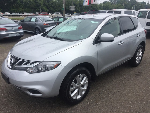 Photo Used 2014 Nissan Murano S SUV for Sale in Wantagh NY on Long Island  Nassau County  7329