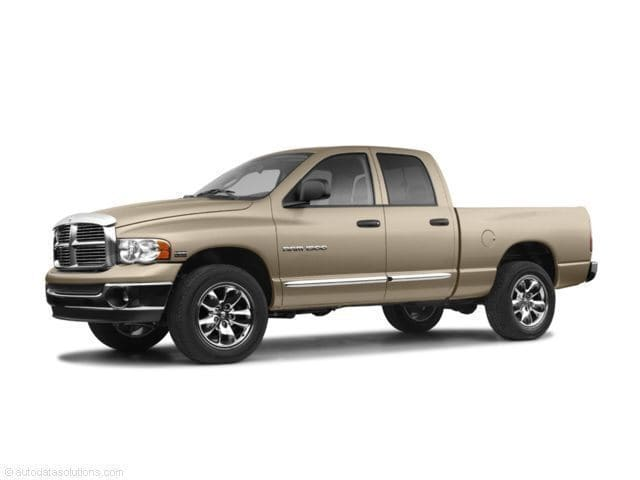 Photo 2005 Dodge Ram 1500 Big Horn Truck Quad Cab 4x2