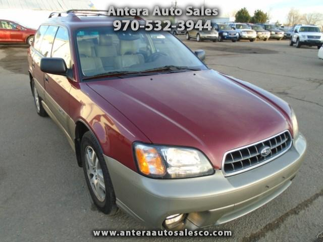 Photo 2004 Subaru Outback Legacy All-wthr Pkg Leather 3m3k Nationwide Wrnty