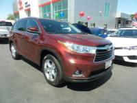 Used 2014 Toyota Highlander Limited V6 SUV All-wheel Drive in Chico, CA