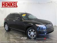 PRE-OWNED 2004 INFINITI FX35 FX35 AWD AWD