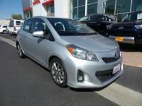 Used 2012 Toyota Yaris 5-Door LE Liftback Front-wheel Drive in Chico, CA