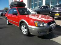 Used 2004 Subaru Impreza Outback Sport Base Wagon All-wheel Drive in Chico, CA
