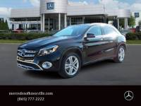 Pre-Owned 2018 Mercedes-Benz GLA 250 4MATIC® SUV AWD 4MATIC®