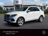 Pre-Owned 2018 Mercedes-Benz GLE 350 4MATIC® SUV AWD 4MATIC®