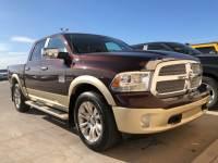 Used 2015 Ram 1500 4X4 ECO DIESEL Laramie Longhorn in Ardmore, OK