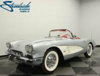 1960 Chevrolet Corvette Fuelie $124,995