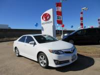 Used 2012 Toyota Camry SE Sedan FWD For Sale in Houston