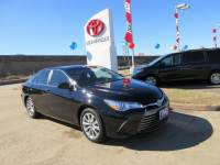 Used 2017 Toyota Camry XLE Sedan FWD For Sale in Houston