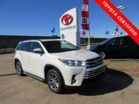 Certified 2017 Toyota Highlander XLE SUV FWD For Sale