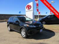 Certified 2015 Toyota RAV4 LE SUV FWD For Sale