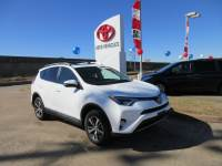 Used 2017 Toyota RAV4 XLE SUV FWD For Sale in Houston