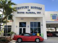 1998 Chevrolet Camaro Leather Power Convertible Top Alloy Wheels