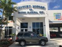 2004 Nissan Xterra SE CarFax 1 Owner Cloth Power Windows