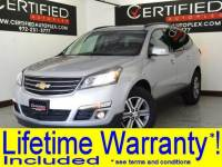 2017 Chevrolet Traverse LT V6 HEATED SEATS REAR CAMERA REAR PARKING AID CAPTAIN CHAIRS BOSE SOUND