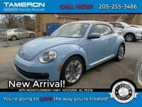 2013 Volkswagen Beetle Convertible 2.5L Convertible