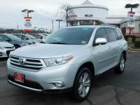 Certified Pre-Owned 2012 Toyota Highlander LTD AWD