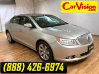 2011 Buick LaCrosse CXL LEATHER