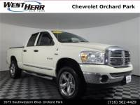 2008 Dodge Ram 1500 Big Horn Truck Quad Cab