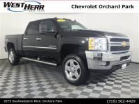 2014 Chevrolet Silverado 2500HD LT Truck Crew Cab