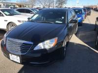 2013 Chrysler 200 FWD 4dr Car Touring