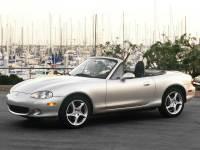 Pre-Owned 2003 Mazda Miata Base RWD 2D Convertible