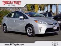 2015 Toyota Prius Two Hatchback Front-wheel Drive