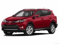 2013 Toyota RAV4 Limited Navigation, Leather & Sunroof SUV Front-wheel Drive 4-door