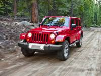 Certified Used 2014 Jeep Wrangler Unlimited Sahara SUV in Leesburg