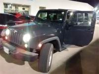 2016 Jeep Wrangler Unlimited Sport For Sale Near Fort Worth TX | DFW Used Car Dealer