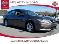 Pre-Owned 2016 NISSAN ALTIMA 4DR SDN I4 2.5 S Front Wheel Drive Sedan