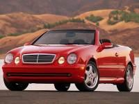 2001 Mercedes-Benz CLK-Class Base Convertible - Miami Area