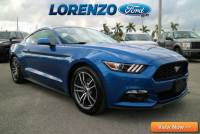 Pre-Owned 2017 Ford Mustang EcoBoost Premium RWD 2dr Car