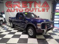 2008 Ford F-250 SD SUPERCAB 4X4 FX4 OFF ROAD PKG TURBO DIESEL 136K!